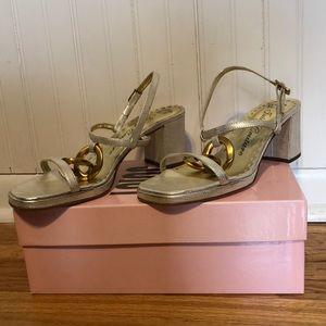 Juicy Couture Isadora Heel, NIB